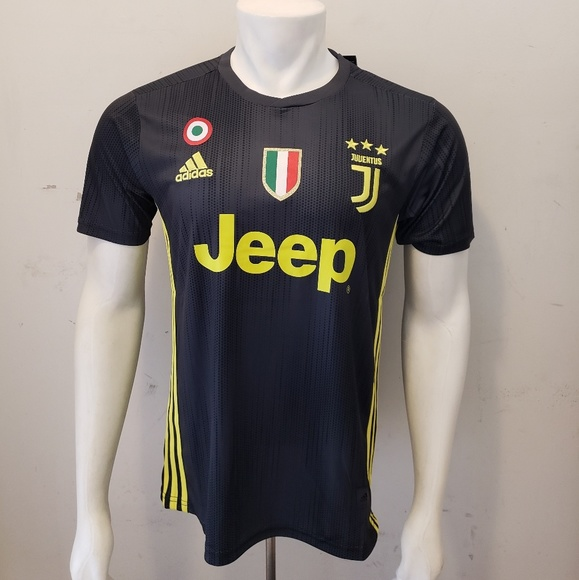 best service fcad4 ebab7 JUVENTUS AWAY FAN JERSEY SEASON 2018/2019 NWT